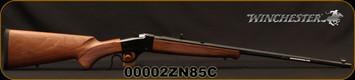 "Winchester - 22LR - Model 1885 Hunter Rimfire - Single shot lever-action falling block - checkered walnut pistol grip stock/Blued, 24""Octagonal Barrel,"
