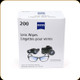 Zeiss - Lens Wipes - 200ct - 740229