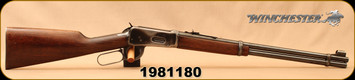 "Consign - Winchester - 32Spl - Model 1894 - Pre'64 Lever Action - Straight-Grip Walnut Stock/Blued, 20""Barrel"