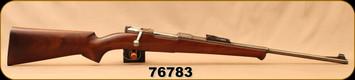 "Used - Carl Gustaf - 6.5x55SE - Model 1900 - Walnut Stock/Blued, 20.5""Barrel"