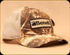 Benelli - Trucker Hat w/Logo Patch - Cotton Mesh Back - Realtree Max-5 Camo/Beige - 0855-003