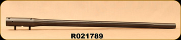 Consign - Blaser - 6.5x55SE - Model R8 Semi-Weight barrel only - Blued, fluted, German Steel - with magazine - In Blaser Box