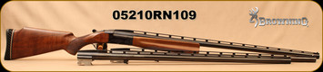 "Used - Browning - 12Ga/2.75""/34""/32(x2) - BT-99 Trap Special - 3-Barrel Set - Walnut Stock/Blued Barrels - 32'Barrel w/Fixed Full Choke, 32""Barrel w/Modified Choke, 34""Barrel w/Fixed Full Choke - manual included - In vintage 1979 lockable case"