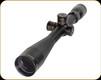 Sightron - SIII - 6-24x50mm - SFP - Long Range - MOA-H Ret - Matte - 25012