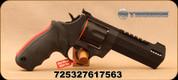 "Taurus - 357Mag - Raging Hunter - DA/SA - 7-shot Revolver - Rubber Grips/Matte Black Finish, 5.125""Ported Barrel, Adjustable Rear Sight, Picatinny Top Rail, Mfg# 2-357051RH"