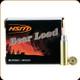 HSM - 41 Rem Mag - 230 Gr - Bear Load - Hard Lead Semi-Wadcutter Gas Check - 20ct - HSM-41-4-N-20