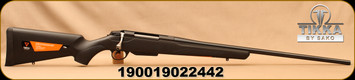 "Tikka - 300WSM - T3x Lite - Bolt Action Rifle - Black Modular Synthetic Stock/Blued, 24.3""Barrel, Mfg# TF1T71LL103"