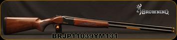 "Browning -12Ga/3""/32"" - Citori CXS - O/U Break Action Shotgun - Gloss Finish Grade II Walnut Stock/ Blued Barrels, Invector+ Chokes, Mfg#018073302 ,S/N BRJP11039YM131"