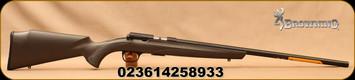 "Browning - 22WMR - T-Bolt Composite Target/Varmint - Matte Black Composite Stock/Satin Blued, 22""Barrel, 10rd Double Helix Magazine, Mfg# 025180204"