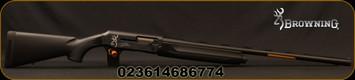 "Browning - 12Ga/3""/28"" - Silver Field Composite - Semi-Auto Shotgun - Black Composite Stock/Black/Charcoal bi-tone finish, Invector+ Flush Chokes, 4rd(2.75"")Capacity, Mfg# 011417304"