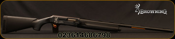 "Browning - 12Ga/3.5""/28"" - Silver Field Composite - Semi-Auto Shotgun - Black Composite Stock/Black/Charcoal bi-tone finish, Invector+ Flush Chokes, 4rd(2.75"")Capacity, Mfg# 011417204"