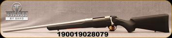 "Tikka - 308Win - T3x Lite - LH - Black Modular Stock/ Stainless Steel, 22.4"" Barrel - 3 round detachable magazine - Mfg# TFTT29LL113"