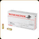 Winchester - 40 S&W - 165 Gr - Target - Full Metal Jacket - 50ct - USA40SW