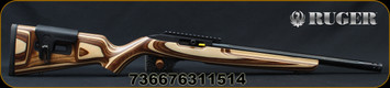 "Ruger - 22LR - 10/22 Custom Shop Carbine - Semi-Auto - Brown Laminate w/Adjustable Comb Stock/Blued, 16.12""Barrel, Detachable rotary magazine, Mfg# 31151"