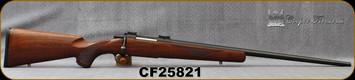 "Consign - Cooper - 223Rem - Model 51 Classic - AA Claro Walnut stock/Blued, 24""Barrel, 4rd Detachable Magazine - In original box w/papers"