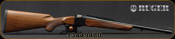 """Ruger - 44RemMag - No.1-S Medium Sporter - American Walnut/Blued, 20""""Barrel, Mfg# 21301, S/N 13449480"""