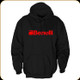 Benelli - Branded Hoodie - Black - Medium