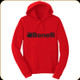 Benelli - Branded Hoodie - Red - X-Large