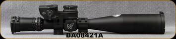 Consign - Nightforce - 5-25x56 ATACR F1 - Zerostop - .1 Mil-Radian - PTL - H59 - C547 - c/w BORS V2.0 & Rings - In original box