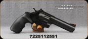 """Used - Alfa Project - 22LR - 2251 - Black Rubber Grips/Blued, 4.5""""Barrel - In original case"""