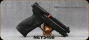"Used - Smith & Wesson - 9mm - M&P9 2.0 - Semi-Auto Pistol -Black Finish w/Interchangeable Backstraps, 4.25"" Barrel, (2)10 Round Magazines, Mfg# 11761 - In original box"