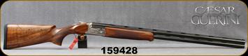 "Caesar Guerini - 12Ga/2.75""/32"" - Summit Sporting - O/U - Oil-Finish Walnut Stock w/Adjustable Comb/Coin Finish Engraved Receiver/Chrome-Lined, Vent Rib Barrels, DTS trigger system, S/N 159428"