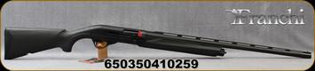 "Franchi - 12Ga/3""/28"" - Affinity 3 - Inertia-Driven Semi-Auto Shotgun - Black Synthetic/Blued, Mfg# 41025"