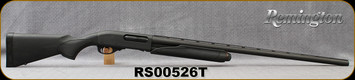 "Remington - 12Ga/3.5""/30"" - 870 Express Super Mag - Pump Action - Black Synthetic/Matte Blued - In original box"