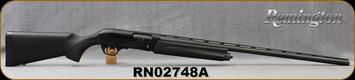 "Remington - 12Ga/3""/28"" - V3 Field Sport - Black Synthetic/Matte Black, Vent Rib barrel, Rem Choke system with flush fit Modified choke - Mfg# 83400 - In Allen Brown/Orange soft case"