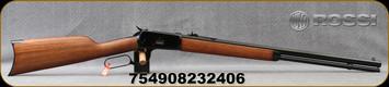 "Rossi - 357Mag - Model R92 - Lever Action Rifle - Brazilian Hardwood Stock/Polished Black Finish, 24"" Octagon Barrel, 12 Round Tubular Magazine, Mfg# 923572413"
