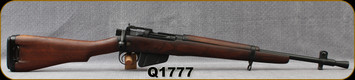 """Used - Lee Enfield - 303British - Number 5 Mk 4 Jungle Carbine - Wood Stock/Blued, 20""""Barrel"""