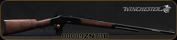 "Winchester - 45Colt - Model 1873 Long Rifle - Lever Action - Satin Oil Finished Grade I American Walnut/Polished Blued, 26""Barrel, 1/2mag, Mfg# 534277141, S/N 00009ZN73B"