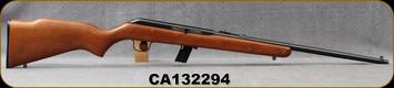 "Consignment - Cooey - Winchester - 22LR - Model 64B - Semi-Auto rimfire rifle - Walnut Stock/Blued, 20""Barrel, new magazine"