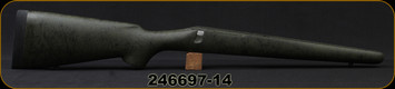 "Bell and Carlson - Remington Model 7 - Sporter Style - Olive Green w/Black Spiderweb - 14"" LOP"