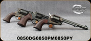 "Consign - Colt - 44C&B/45LC/357Mag - US Bi-Centennial Commemorative Set - Third Model Dragoon/1873 SA Army/Python - Rosewood Grips w/silver US seal/Case Hardened/Engraved Cylinders/Blued, 7.5""/7.5""/6""Barrels - refer to description for more details"