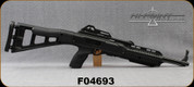 "Consign - Hi-Point Firearms - 9mm - Model 995TS - Semi Auto Carbine - Black Polymer Skeleton Stock /Blued, 16.5""Barrel, Integral Picatinny top rail mount - Restricted - only 100 rounds fired"