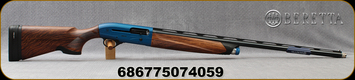 "Beretta - 12Ga/3""/30"" - A400 XCEL Sporting - Semi-Auto Shotgun - Walnut Stock/Blue Receiver/Steelium Barrel, Optimabore HP choke tubes, Kick-Off Recoil Pad, Mfg# 7D12321426010"