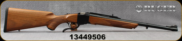 "Ruger - 44RemMag - No.1-S Medium Sporter - American Walnut/Blued, 20""Barrel, Mfg# 21301, S/N 13449506"