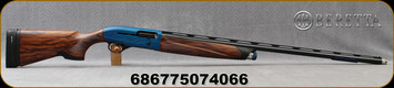 "Beretta - 12Ga/3""/32"" - A400 XCEL Sporting - Semi-Auto Shotgun - Walnut Stock/Blue Receiver/Steelium Barrel, Optimabore HP choke tubes, Kick-Off Recoil Pad, Mfg# 7D12321427010"