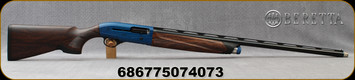 "Beretta - 12Ga/3""/30"" - A400 XCEL Sporting GP2 - Semi-Auto Shotgun - Walnut Stock/Blue Receiver/Steelium Barrel, Optimabore HP choke tubes, GunPod2, Mfg# 7D123A1426010"