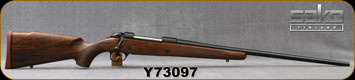 "Sako - 300WM - Model 85L Hunter - Bolt Action Rifle - Walnut Stock/Blued, 24.5""Barrel, 1:11""Twist, Detachable Magazine, Mfg# SAX33H61A, S/N Y73097"