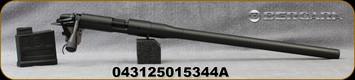 """Bergara - 22LR - B14 Trainer - Barreled Action Only - Carbon Fiber, 18""""Threaded Barrel, Trigger & Magazine, Mfg# B14RBA002"""