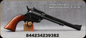 "Cimarron - Uberti - 10mm - Bad Boy - Single Action Revolver - Walnut 1-Piece Grips/Blued, 8""Octagonal Barrel, Mfg# CA363"
