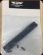 Christensen Arms - Rail - Short Action Int Lug 0 MOA - Black w/Screws