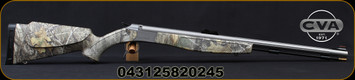 "CVA - 50Cal - Black Powder - Optima V2 Northwest - Break Action Black Powder Rifle - RealTree Edge Camo Synthetic Stock/Stainless Steel Finish, 26"" Barrel, Mfg# PR2024S"