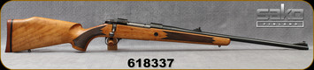 "Consign - Sako - 6.5x55SE - AV Hunter - Walnut Stock/Blued, 23""Barrel, with sights"