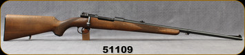 "Consign - Husqvarna - 8mm - Model 1950 High Power - Bolt Action Rifle - Wood Stock/Blued, 24""Barrel"