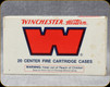 Winchester Western - 348 Winchester - Unprimed Cartridge Cases - 20ct