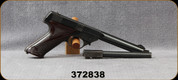 "Consign - High Standard - 22LR - Sport-King - Semi-Auto Target Pistol - Brown Target Grips/Blued, 6.75""Barrels, (2)Barrels, (2)Magazines - In non-original box"