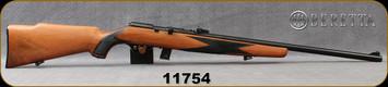 """Consign - Beretta - 22LR - Olimpia Super Sport - Bolt Action/Semi-Auto - Wood Stock/Blued, 23.5""""Barrel"""